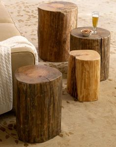 natural occasional tables #VeryMe #VeryRedrow