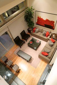 Fotos de salas de estilo moderno : casa caritas no.58 | homify