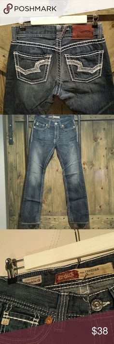 Buckle Big Star Jeans Like new.  Excellent condition.  No rips or stains.  Venture style, slim fit. Size 30R Buckle Jeans Slim