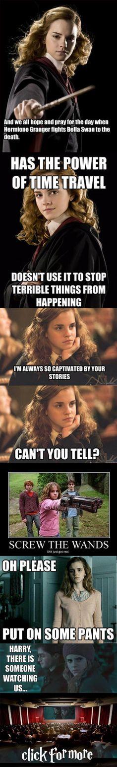 Best Hermione Memes