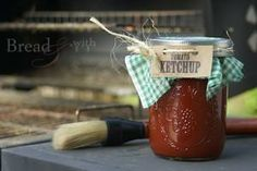 How to make your own (high fructose free!) ketchup