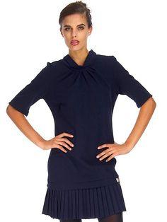 NAVY CHARLESTON SHIFT Affordable Fashion, Charleston, High Neck Dress, Navy, Chic, Shopping, Dresses, Women, Style