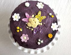 <p>This is a cake I made for two friends of mine, whose birthdays happened to be on the same weekend.</p>