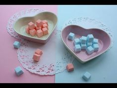 How to make Ramune tablet  Recipe ラムネ菓子の作り方 - YouTube