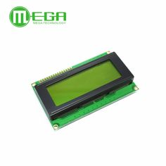 1pcs 20X4 LCD2004 LCD 2004A LCD 2004 LCD Module 5V yellow and green screen Sale Only For US $2.90 on the link Yellow, Green, Link, Free Shipping