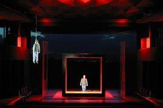 Madame Mao. Santa Fe Opera. Scenic design by Neil Patel. 2003