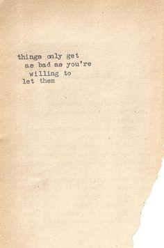 How very true.