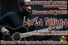 Émission du 26.05.12 – Lam'in Tukkiman | Les Couzins d'Afrique