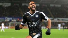 Leicester siap melepas Riyad Mahrez Musim Panas Ini