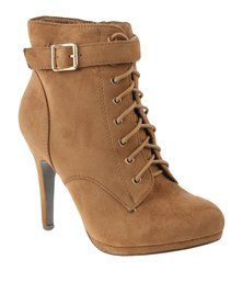 Utopia Lace Up Heel Boots Camel Lace Up Heel Boots, Heeled Boots, Winter Boots, Shoes Online, Camel, Lady, Sneakers, Stuff To Buy, Shopping