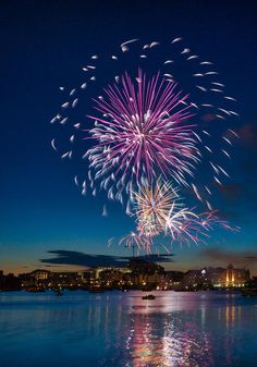 Art prints for sale:  bring the celebration home with prints of these colorful fireworks!