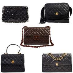 Vintage WGACA Chanel Bags