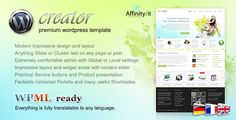 Shopping Creator - Business Wordpress Theme + Html TemplateIn our offer link above you will see