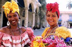 Cuba brightful smile