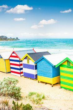 #Colorful #Travel #Australia #Melbourne