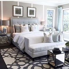 Das Moderne Schlafzimmer Komplett Gestalten | Pinterest | Bedrooms, Master  Bedroom And Room