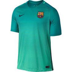 388bff9baa7bd Barcelona Nike 2016 17 Third Replica Jersey - Green