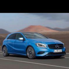 New Mercedes A Class