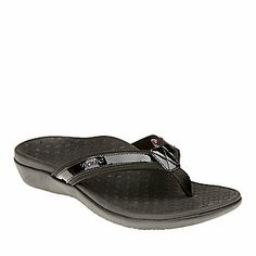 Vionic with Orthaheel Technology Women's Tide II Thong Sandals :: Casual Sandals :: Shop now with FootSmart