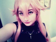 Dressy Yuno <3 #yuno #gasai #mirai #nikki #future #diary #cosplay