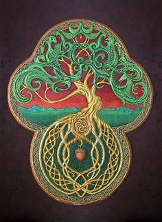 Arvore da Vida Celta                                                                                                                                                     Mais