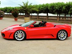Imola Racing Ferrari F430 Spider