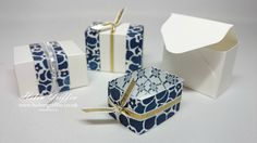 Wedding Favour Treat Boxes | Envelope Punch Board Homemade Wedding Favors, Wedding Favors Cheap, Making Wedding Invitations, Diy Wedding, Wedding Shower Cards, Wedding Gift Boxes, Envelope Box, Envelope Punch Board, Craft Punches