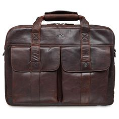 Our Buffalo Collection represents the fusion of contemporary styling with the raw urban look of oily buffalo leather. Featuring padded compartments to protect your tablet and laptop, this functional collection will fulfill all your business and personal needs with style. This laptop briefcase features a zippered compartment with a separate laptop padded sleeve to keep your device secure and protected. An organizer with multiple practical pouches and a RFID secure pocket equipped with the latest Laptop Briefcase, Briefcase For Men, Leather Briefcase, Designer Luggage, Urban Looks, Plus Size Shopping, Handbag Accessories, Girls Shoes, Pumps Heels