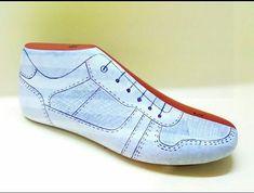 Formal Shoes, Casual Shoes, Doll Shoes, Dress Shoes, Shoe Pattern, Crochet Shoes, How To Make Shoes, Mens Fashion Shoes, Designer Shoes