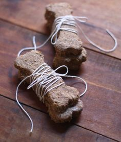 I Made these for Maximus and he goes CRAZY for these!!!! How To: Make Spent Beer Grain Dog Treats Recipe.