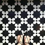"Attention ❌Tileaddiction  on Instagram: ""Tile heaven. Regram @macadameia // tagging.#FeetMeetfloors. #ihavethisthingwithfloors #happy#colourful#ihavethisthingwithcolor#design#fromwhereistand#fwis#fwisfeed#floors#igers#instagood#ihaveathingwithfloors#ihavethisthingwithfloors#ihavethisthingwithtiles#jj#lookyfeets#lookingdown#pattern#perspective#selfeet#shoefie#singapore#singaporegypsy#tileaddiction#tiles#tilecrush#viewfromthetop"""