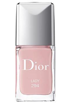 Dior Vernis in Lady, $28, dior.com.   - TownandCountryMag.com