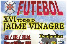 XVI Torneio Jaime Vinagre com novo figurino | Portal Elvasnews