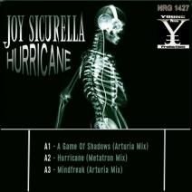 ok. all new DNB releases start in Beatport - Out Now Joy Sicurella -http://www.beatport.com/release/hurricane/1308621