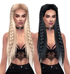 Kenzar Butterfly Sims 163 at Kenzar Sims via Sims 4 Updates