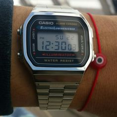 My casio A168 vintage collection