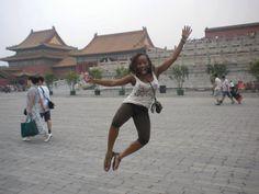 China! Beautiful Black Women, Traveling, China, Running, Woman, Viajes, Keep Running, Why I Run, Women