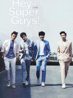 Super Junior - M | Cosmopolitan Magazine