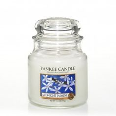 Yankee Candle Medium Jar - Midnight Jasmine