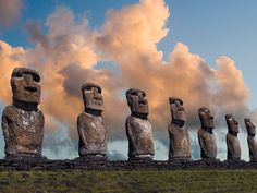 Webshots - Free Wallpaper, Desktop Wallpaper and Free Screensavers Free Screensavers, Castle House, Easter Island, Pacific Ocean, 16th Century, Mother Earth, Free Photos, The Great Outdoors, Wonders Of The World