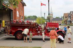 1929 American LaFrance-Foamite fire truck