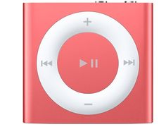 Apple iPod Shuffle in Rose- Love running with this instead of my iPhone. You forget it's even there.