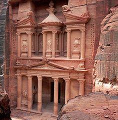 Petra, Jordan-