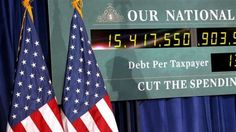 Top global accounting firm: US debt crisis 'bigger than you think' Town Hall Meeting, Government Spending, Accounting Firms, Broken Window, Culture War, California, World Information, Us History, Presidential Candidates