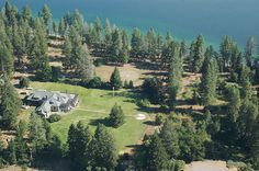 Fintry provincial park Vernon BC. I had an air photo taken. So beautiful
