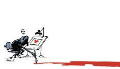 charlie-hebdo-shooting-tribute-illustrators-cartoonists-30
