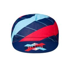 A classic five-panel cycling cap featuring the multicolour livery of the Rapha-Focus cyclocross team.