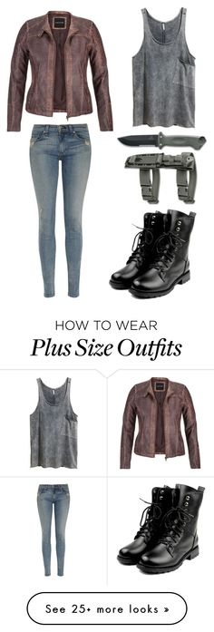 """""""Maze Runner:The Scorch Trials Inspired"""" by buzzdean on Polyvore featuring maurices, rag & bone, awesomeness and newtisbae"""