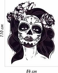 Resultado de imagem para desenhos para tattoo caveira mexicana