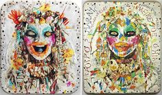ashley bickerton - Google Search Anti Consumerism, Tate Gallery, Jeff Koons, Portrait Images, Galleries In London, Whitney Museum, New York Art, Character Costumes, Contemporary Paintings